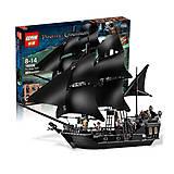 Конструктор серии «Пираты Карибского моря», 16006, фото
