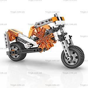 Конструктор серии STEM «Механика: колеса, оси и наклонные плоскости», STEM02, купить