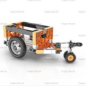 Конструктор серии STEM «Механика: колеса, оси и наклонные плоскости», STEM02, фото