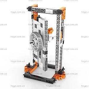 Конструктор серии STEM «Механика: колеса, оси и наклонные плоскости», STEM02, отзывы