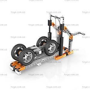 Конструктор серии STEM «Механика: колеса, оси и наклонные плоскости», STEM02, цена