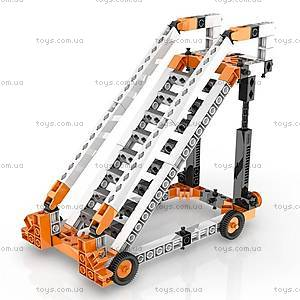 Конструктор серии STEM «Механика: колеса, оси и наклонные плоскости», STEM02, игрушки