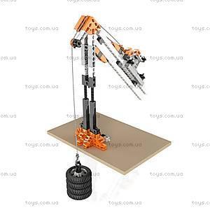 Конструктор серии STEM «Механика: колеса, оси и наклонные плоскости», STEM02, детские игрушки