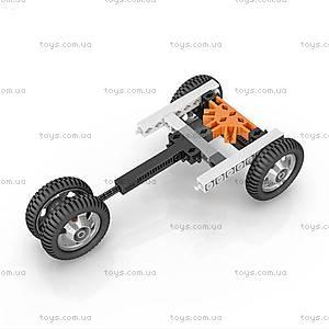 Конструктор серии STEM «Механика: колеса, оси и наклонные плоскости», STEM02, магазин игрушек