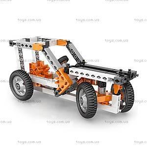 Конструктор серии STEM «Механика: колеса, оси и наклонные плоскости», STEM02, toys