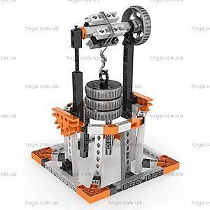 Конструктор серии STEM «Механика: колеса, оси и наклонные плоскости», STEM02, іграшки