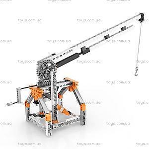 Конструктор серии STEM «Механика: шестерни и червячная передача», STEM05, купить