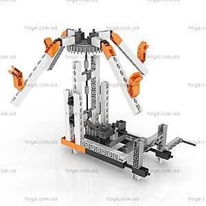 Конструктор серии STEM «Механика: шестерни и червячная передача», STEM05, toys