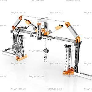Конструктор серии STEM «Механика: шкивы», STEM03, цена