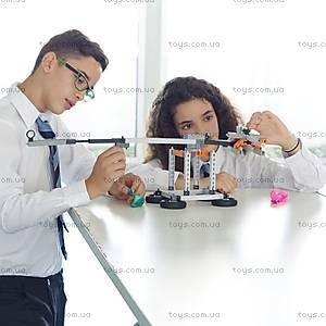Конструктор серии STEM «Законы Ньютона: инерция, движущая сила, энергия», STEM07, игрушки