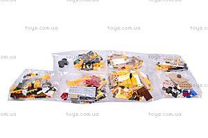 Конструктор «Школа и школьный автобус», M38-B0333R, игрушки