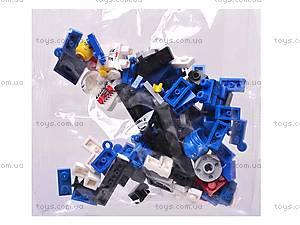 Конструктор «Штормовой истребитель», 9756, игрушки