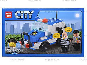 Детский конструктор «Патрульный транспорт», 85004, фото