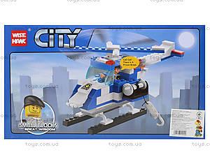 Конструктор для детей «Вертолет», 121 деталь, 85006, купить