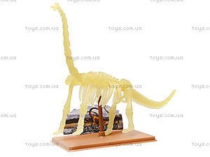Игрушка-конструктор «Брахиозавр», 28211-EC, купить