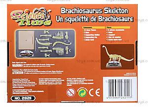 Игрушка-конструктор «Брахиозавр», 28211-EC, отзывы