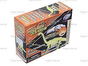 Игрушка-конструктор «Брахиозавр», 28211-EC, цена