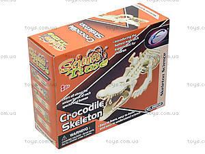 Конструктор «Скелет крокодила», 28202-EC, фото