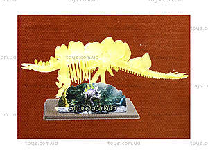Игрушка-конструктор «Стегозавр», 28208-EC, купить