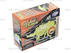 Игрушка-конструктор «Стегозавр», 28208-EC, отзывы