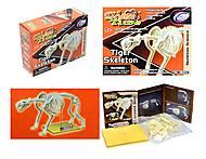Конструктор «Скелет тигра», 28203-EC, фото