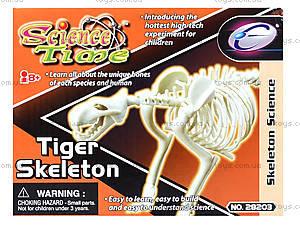 Конструктор «Скелет тигра», 28203-EC, отзывы