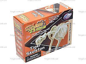 Конструктор «Скелет тигра», 28203-EC, детские игрушки