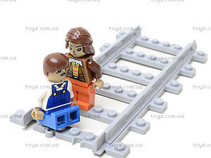 Конструктор «Скоростной поезд», 25903, toys