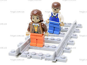 Конструктор «Скоростной поезд», 25903, набор
