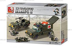 Конструктор SLUBAN «Армия», M38-B6000