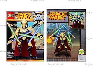 Конструктор Space Wars, 66 деталей, 516