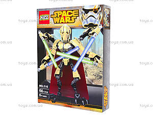 Конструктор Space Wars, 66 деталей, 516, фото
