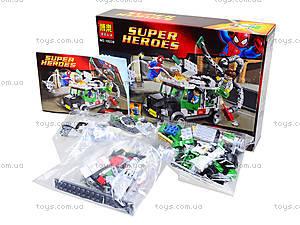 Конструктор для детей Spiderman, 236 деталей, 10239, фото