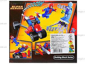 Конструктор Spiderman, 69 деталей, 10237, отзывы