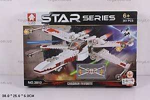 Конструктор Star «Космический истребитель», 3813