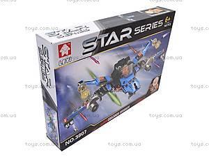 Конструктор STAR «Самолет», 3807