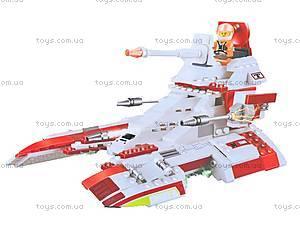 Конструктор Star «Самолет-танк», 3812