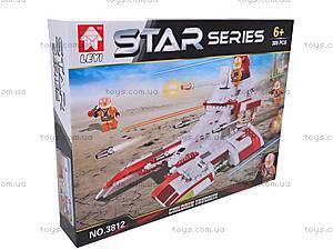 Конструктор Star «Самолет-танк», 3812, фото