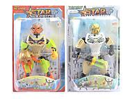Конструктор герой «Star Warrior», F01607-01A, отзывы