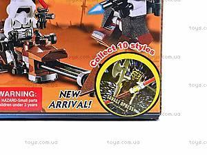 Конструктор «Космические воины», 10 видов, 9487, цена