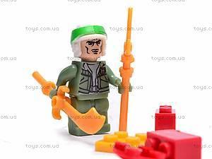 Конструктор «Космические воины», 10 видов, 9487, детские игрушки