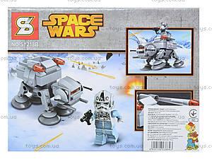 Конструктор Star Wars «Средство передвижения», SY218, фото