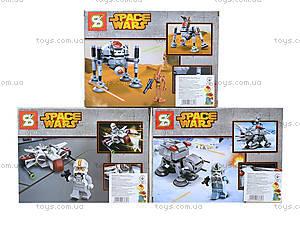 Конструктор Star Wars «Средство передвижения», SY218, игрушки
