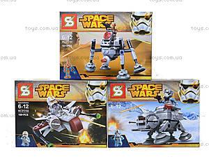 Конструктор Star Wars «Средство передвижения», SY218, магазин игрушек