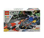 Конструктор Star Wars, 176 деталей, 80017, іграшки
