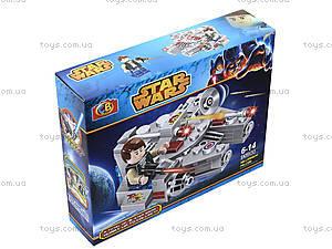 Детский конструктор «Герои Галактики», 75044-7, игрушки
