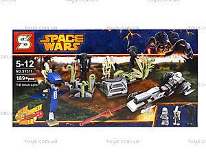 Детский конструктор «STAR WARS», SY311, отзывы