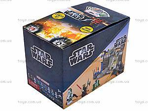 Конструктор Star Wars, 20 видов, 9497, игрушки