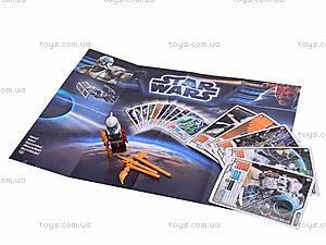 Конструктор Star Wars, 20 видов, 9497, детские игрушки