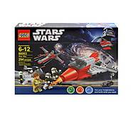 Конструктор Star Wars «Корабль», 294 детали, 88003, отзывы